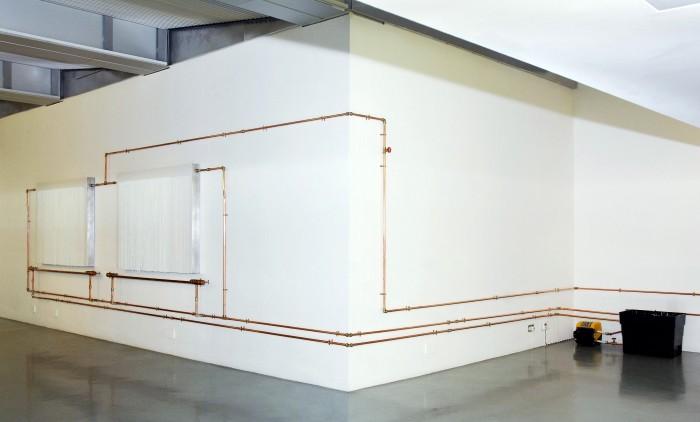 Natasha Kidd - Flow and return (installation shot)