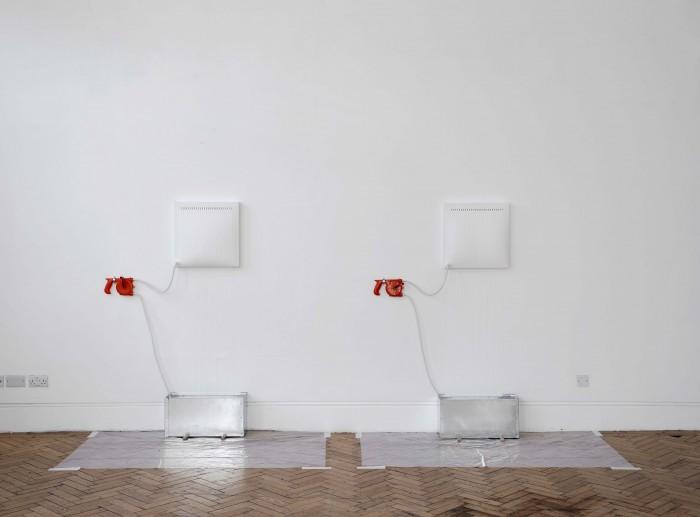Natasha Kidd - Inflate I, II (installation shot)
