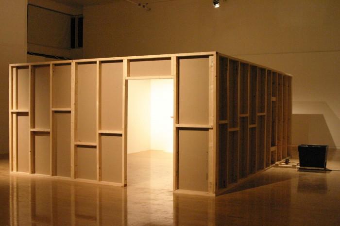 Natasha Kidd - Rising main (installation shot)